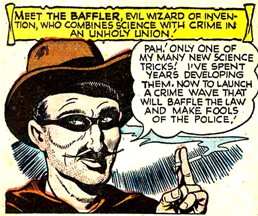 Baffler (Earth-Two)