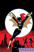 Batgirl Adventures Virgin Cover