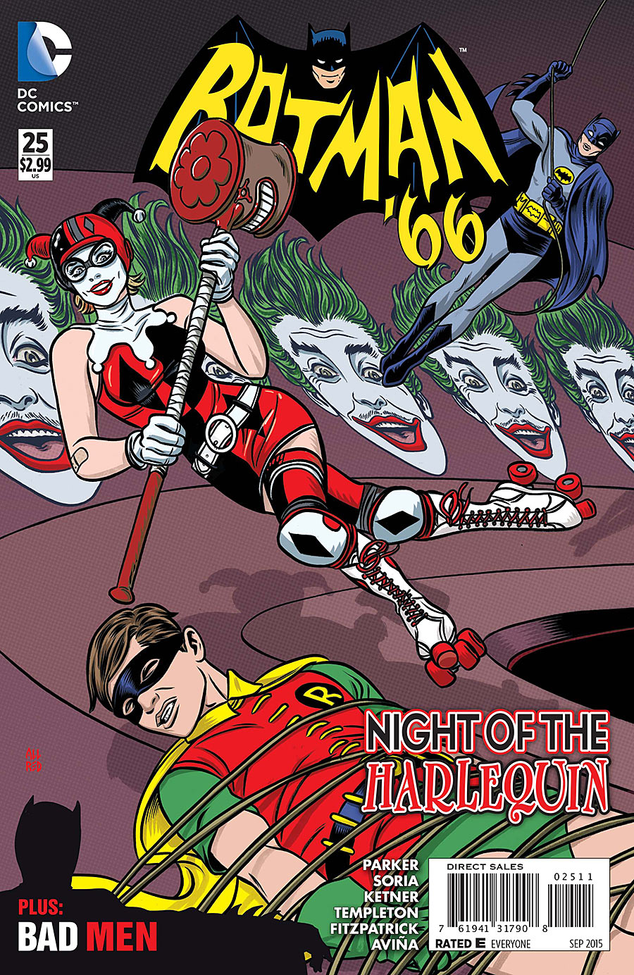 Batman '66 Vol 1 25