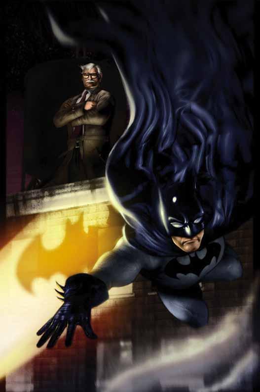 Batman: Legends of the Dark Knight Vol 1 183