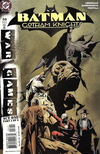 Batman: Gotham Knights Vol 1 56