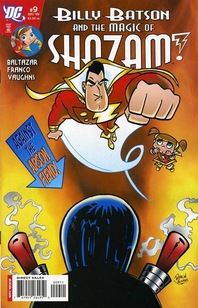 Billy Batson and the Magic of Shazam! Vol 1 9