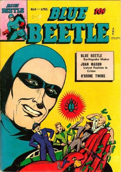 Blue Beetle Vol 1 41