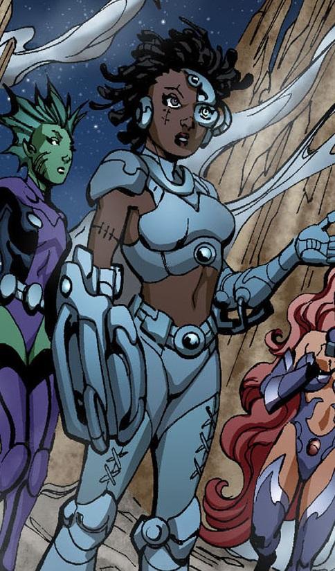 Cyborg (Ame-Comi)