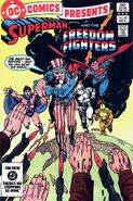 DC Comics Presents 62