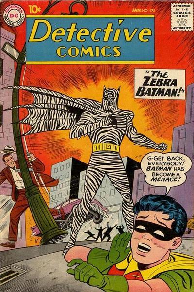 Detective Comics Vol 1 275