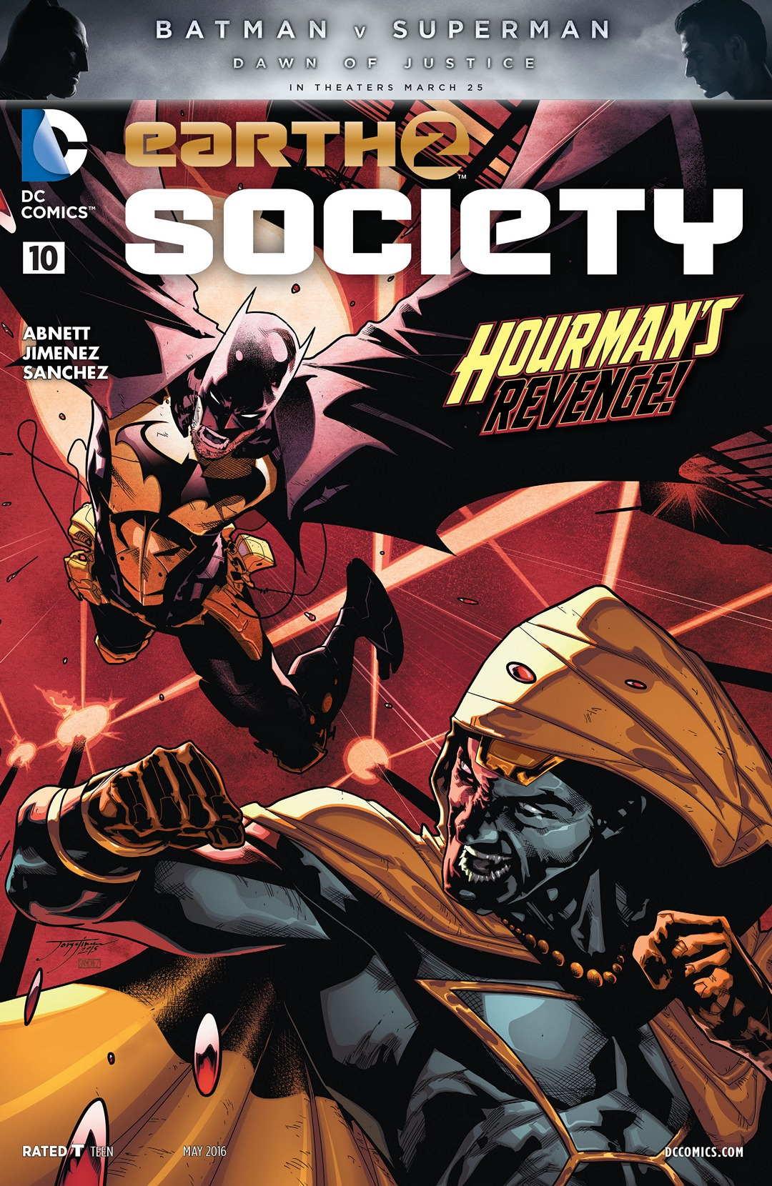 Earth 2: Society Vol 1 10