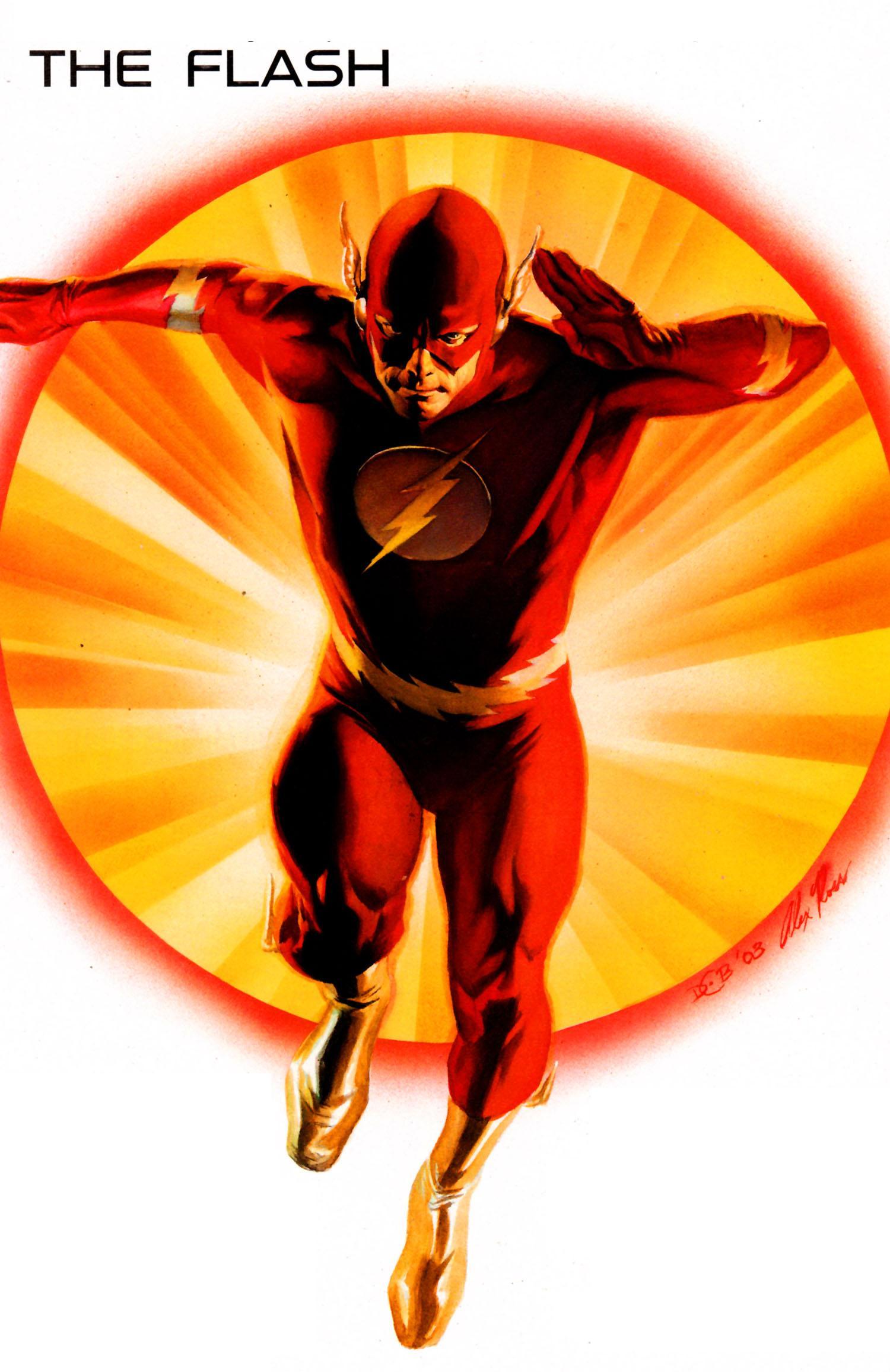 Barry Allen (Justice)