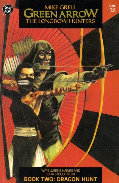 Green Arrow: The Longbow Hunters Vol 1 2