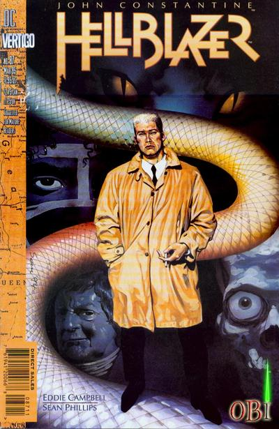 Hellblazer Vol 1 87