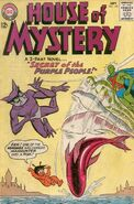 House of Mystery v.1 145