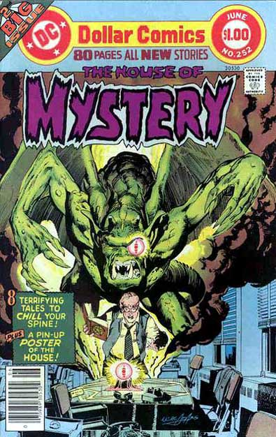 House of Mystery Vol 1 252