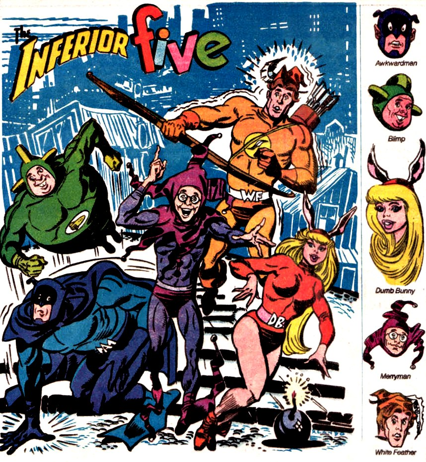Inferior Five (New Earth)