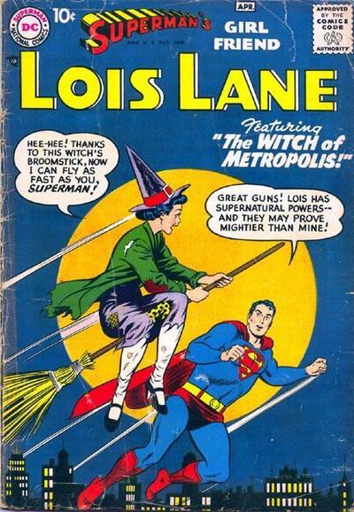 Superman's Girl Friend, Lois Lane Vol 1 1