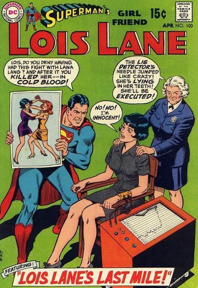 Superman's Girl Friend, Lois Lane Vol 1 100