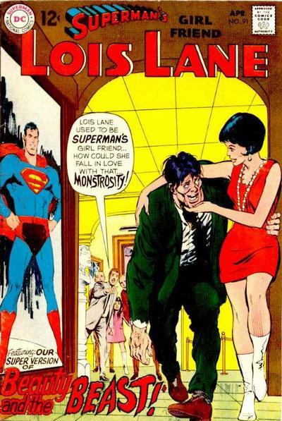 Superman's Girl Friend, Lois Lane Vol 1 91