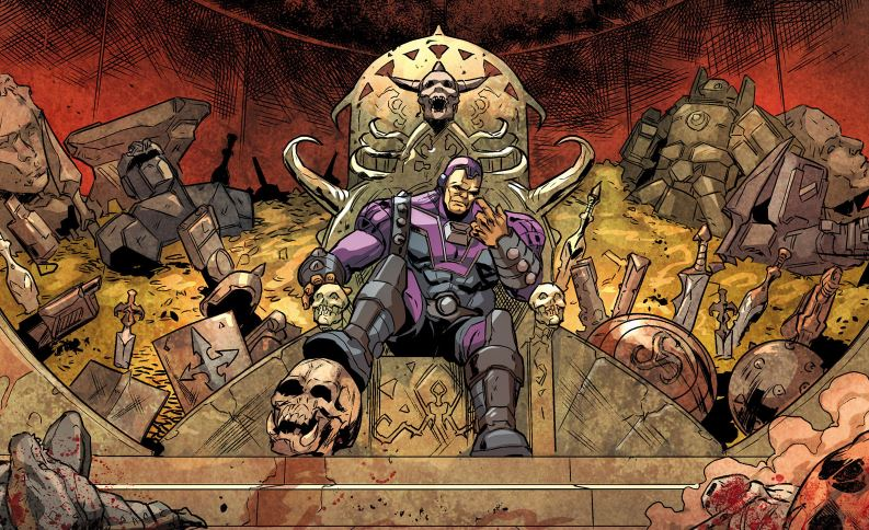 Mongul (Injustice)