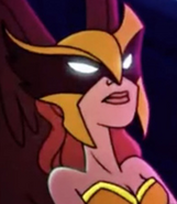 Shayera Thal Teen Titans Go! TV Series 001
