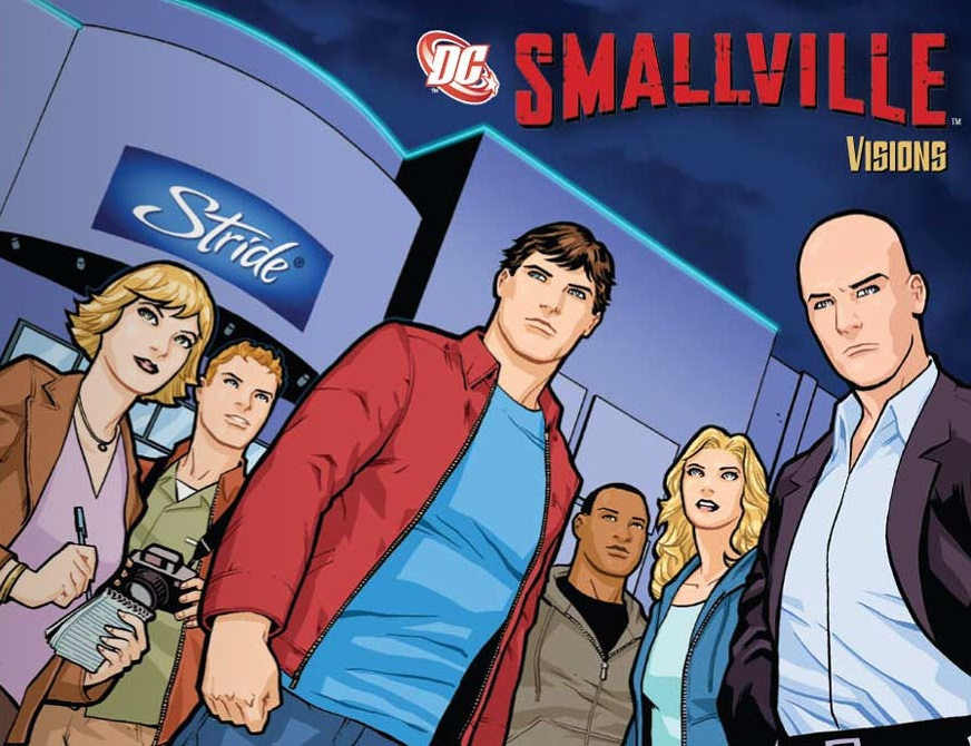 Smallville: Visions Vol 1 1