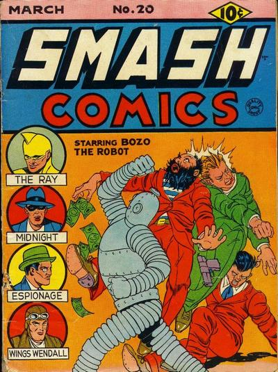 Smash Comics Vol 1 20