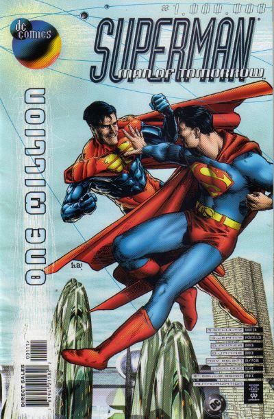Superman: The Man of Tomorrow Vol 1 1000000