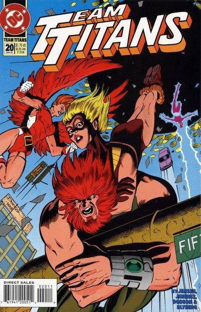 Team Titans Vol 1 20
