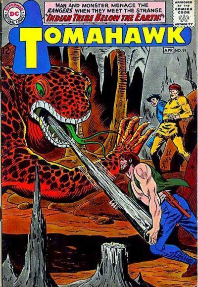 Tomahawk Vol 1 91