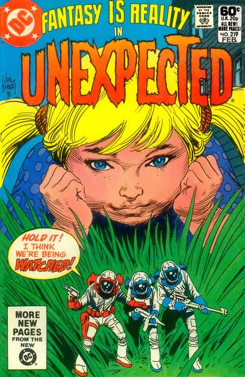 The Unexpected Vol 1 219