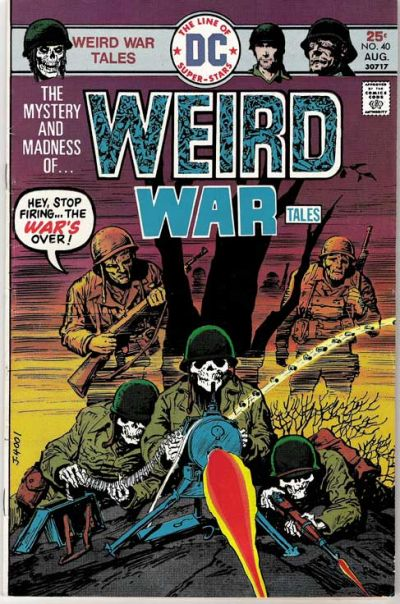 Weird War Tales Vol 1 40