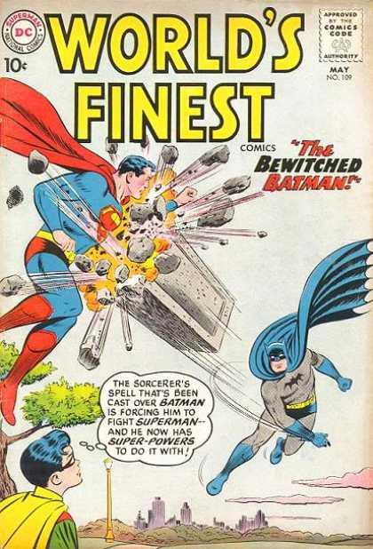 World's Finest Vol 1 109