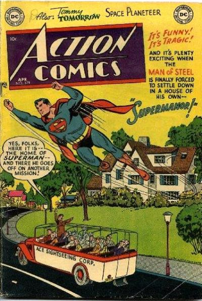 Action Comics Vol 1 179