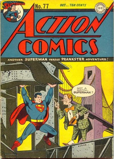 Action Comics Vol 1 77
