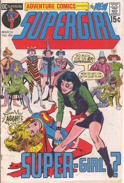 Adventure Comics Vol 1 404