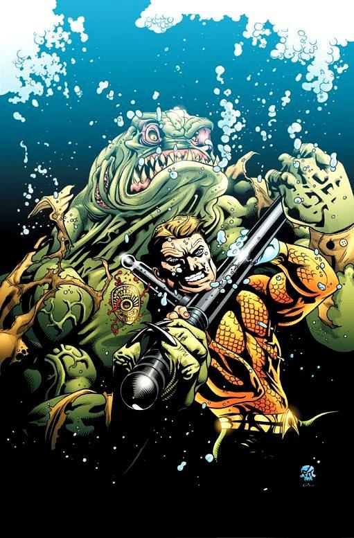 Aquaman Vol 6 28