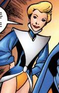 Ayla Ranzz Superboy's Legion 001