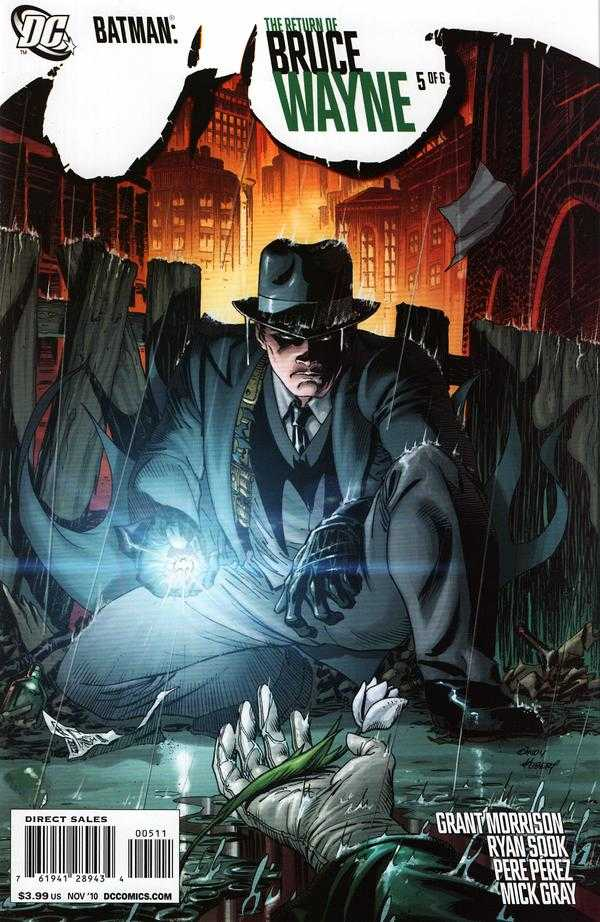 Batman: The Return of Bruce Wayne Vol 1 5
