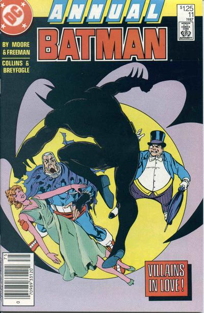 Batman Annual Vol 1 11