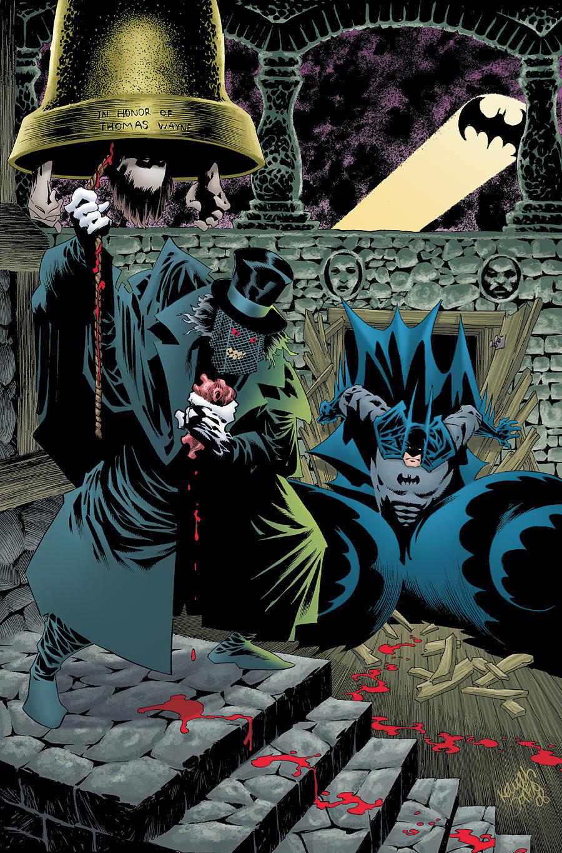 Batman: Gotham After Midnight Vol 1 4