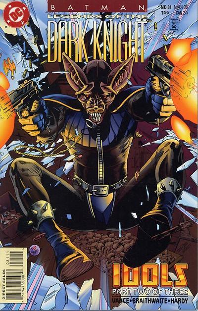 Batman: Legends of the Dark Knight Vol 1 81