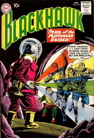 Blackhawk Vol 1 156