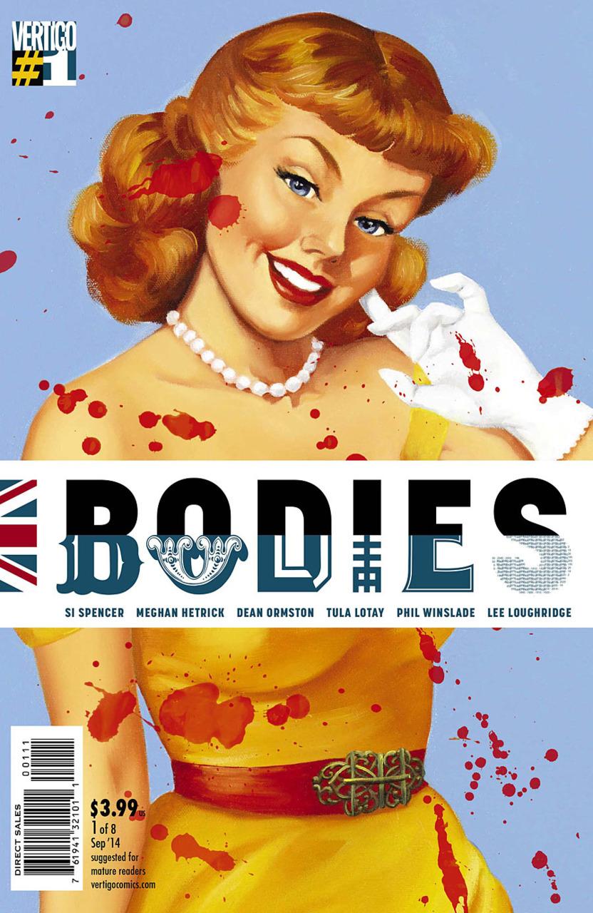 Bodies Vol 1 1