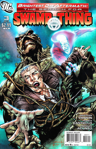 Brightest Day Aftermath: The Search for Swamp Thing Vol 1 3
