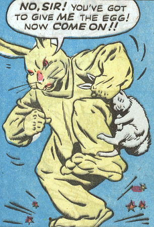 Bunny Rabbit (Quality Universe)