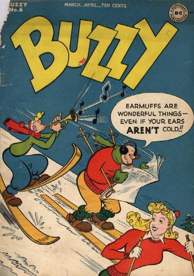 Buzzy Vol 1 6