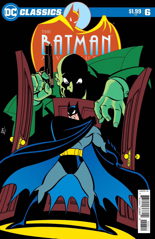 DC Classics: The Batman Adventures Vol 1 6
