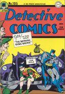 Detective Comics 105