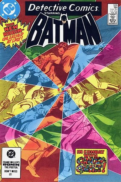 Detective Comics Vol 1 535