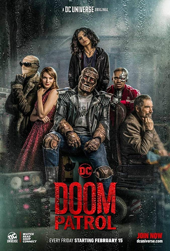 Doom Patrol (TV Series) Episode: Sex Patrol
