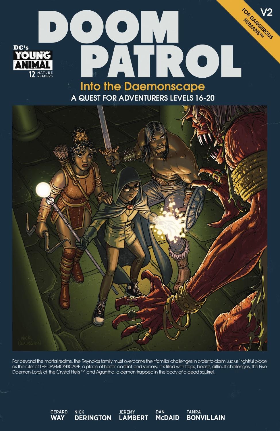 Doom Patrol Vol 6 12