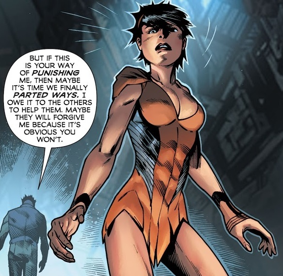 Dreamer Beautiful (Futures End)